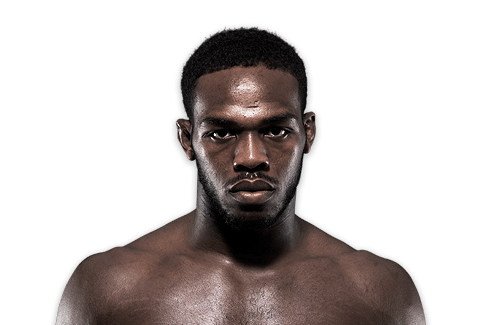 JOn Jones head shot