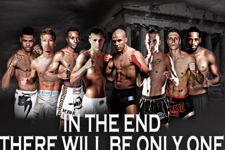 Posted by Mika Frankl  The K-1 K 1 World Max 2012 Final 8 Athens