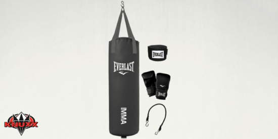 Everlast 70 lb. MMA Heavy Bag Kit Review