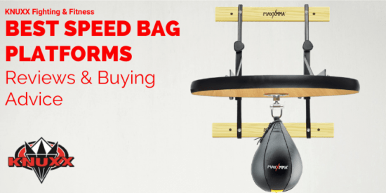 Best Speed Bag Platforms Stands Hangers
