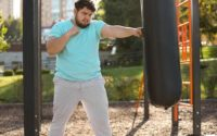 Can Punching a Heavy Bag Help you Lose Weight and Burn Calories