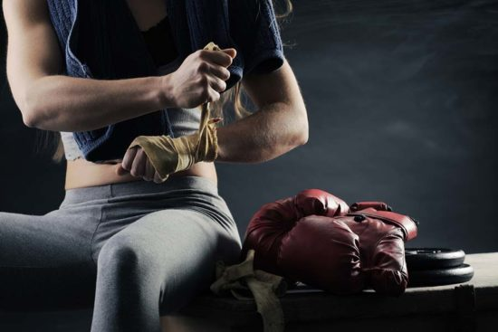 How to clean your boxing gloves Don't deodorize in the washing machine